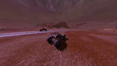 Increased Vehicle FoV (and No Re-Center) Re-Mars-tered