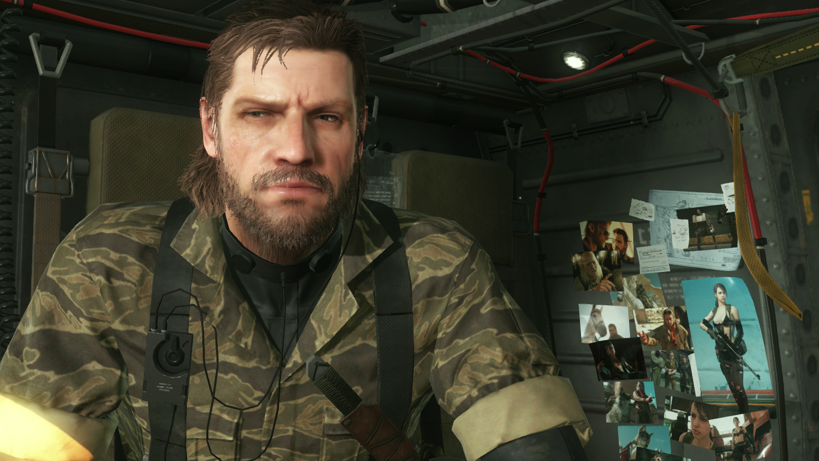 Phantom Pain mods now allow for Virtuous Mission Snake to be