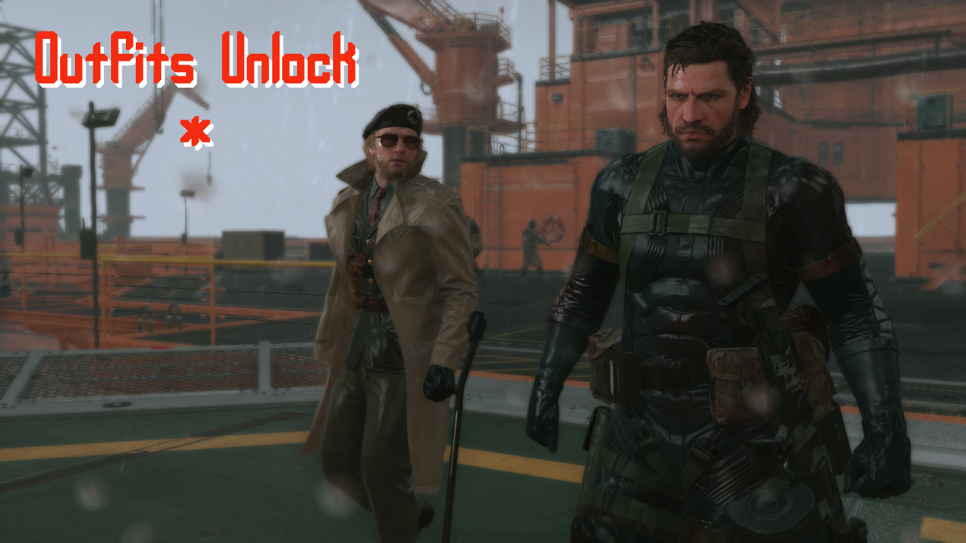 Mgsv Elicottero : Mgsv outfits unlock at metal gear solid v the phantom