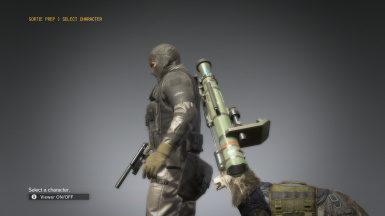 XOF Uniform Diamond Dogs Mod (old and poopoo) at Metal Gear Solid V