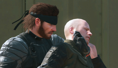 The real Naked Snake