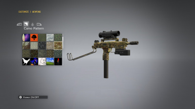 Funky Weapon Color Replacement