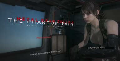 Story Mode Playable Quiet