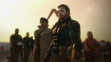 Different Outfits in Mission 43