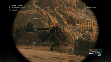 The Ultimate Phantom Pain Mod at Metal Gear Solid V: The