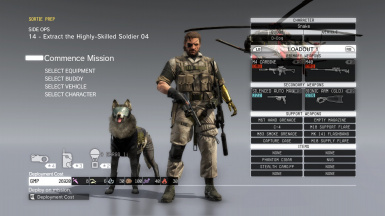 Real weapon names update