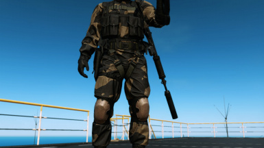 Soldier Outfit Variations