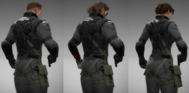 Sneaking Suit Gear Removal v2.2.1