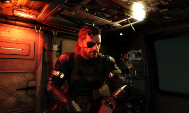 Venom Snake With Mullet Resources