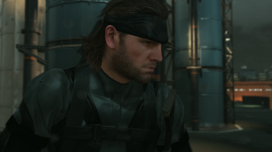 MGS2 Solid Snake and Sneaking Suit 02042017
