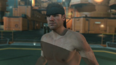 24 05 19 MGS Solid Snake Naked