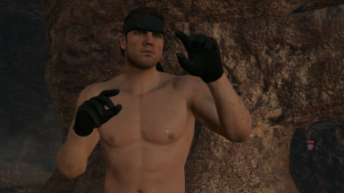 24 05 19 MGS1 Solid Snake Naked