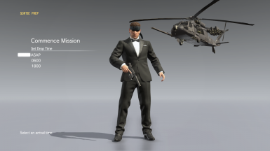 23 05 19 MGS1 Solid Snake Tuxedo
