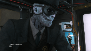 Skull Face Player Mod