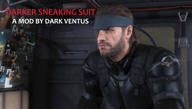 Darker MGSV Sneaking Suit