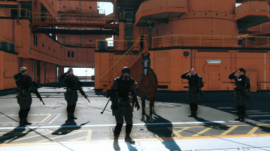Infinite Heaven at Metal Gear Solid V: The Phantom Pain Nexus - Mods