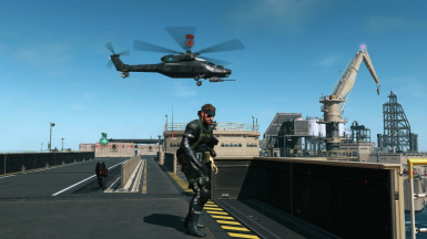 Attack heli MB
