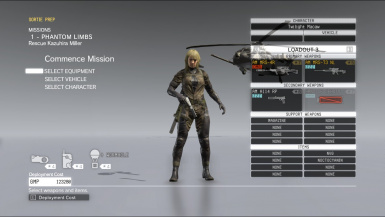 SBWM- R and D Heaven at Metal Gear Solid V: The Phantom Pain