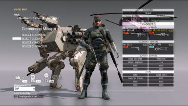 No Deployment Costs (Snakebite) at Metal Gear Solid V: The