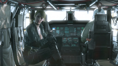 Quiet Sniper Wolf With Default Face Pink Lip And Normal Dress For Quiet Sniper Wolf 6