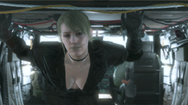 Quiet Sniper Wolf With Black Dress For Quiet Sniper Wolf 2