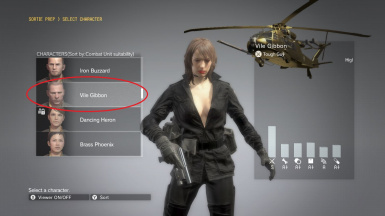 Makeup Hospital Quiet Hair And Black Sniper Wolf Dress   m 6