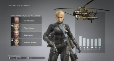 Female Soldier 40