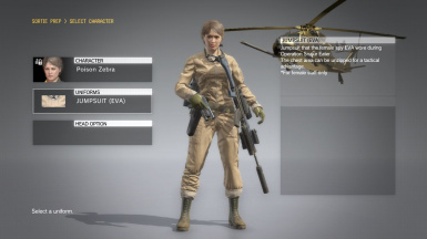 Female Soldier 61