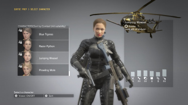 Female Soldier 56