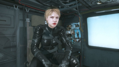 Female Soldier 103