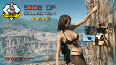 Diamond Girls - Side Op Collection at Metal Gear Solid V