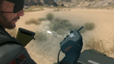 Mute iDroid Notifications at Metal Gear Solid V: The Phantom