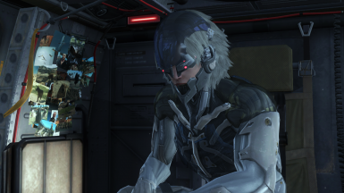 MGS4 Raiden from Survive to TPP
