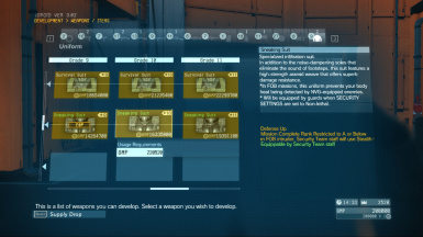 Save File Repository at Metal Gear Solid V: The Phantom Pain