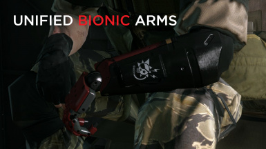 Unified Bionic Arms