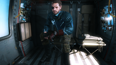 Big Boss' Outer Heaven Jacket