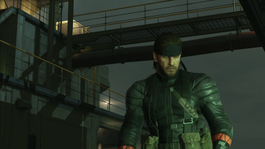 Naked Snake MGS3 Pachislot