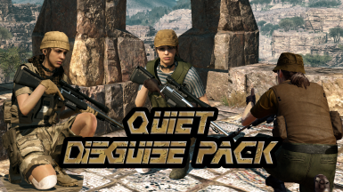 Quiet Disguise Pack