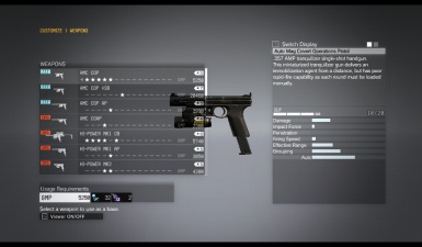 Just another weapon name change