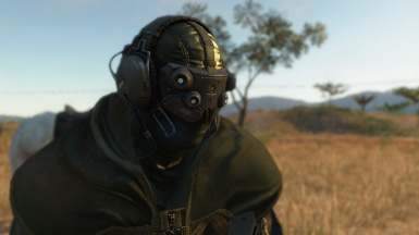 Tactical Outfit From MGO3