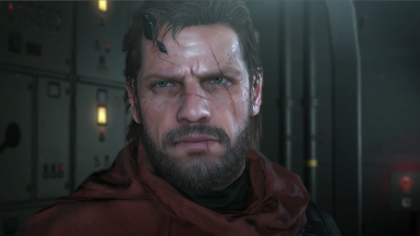Venom Snake Without Eyepatch(over avatar) UPDATED