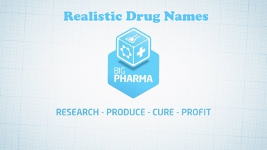 Realistic Drug Names