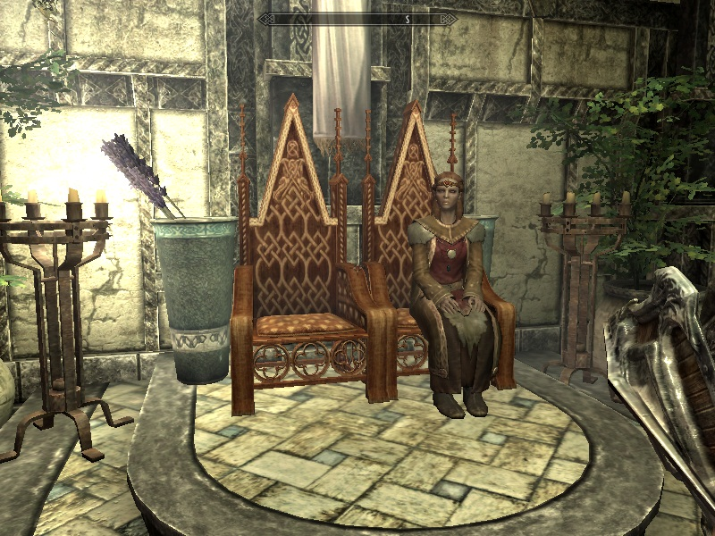 become high king of skyrim how to start
