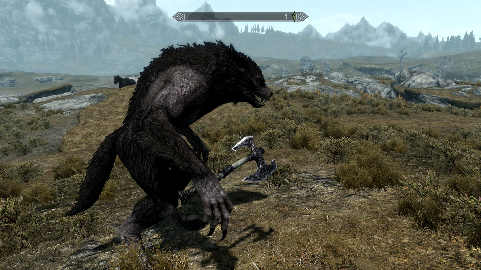 Werewolf Script Vampire Lord Fix At Skyrim Nexus Mods And Community