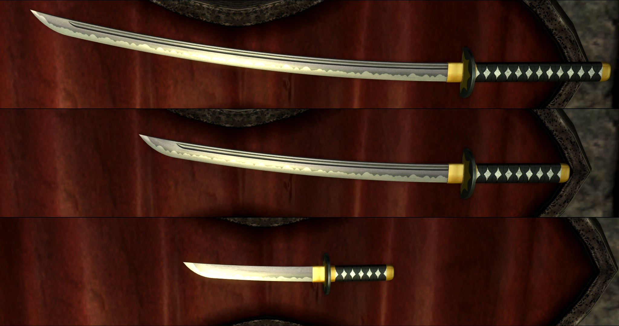 Weapons Of The Shogunate 1 06 At Skyrim Nexus