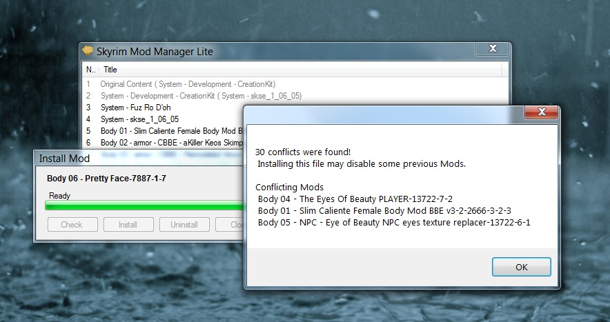 how to download and install mods on nexus mod manager