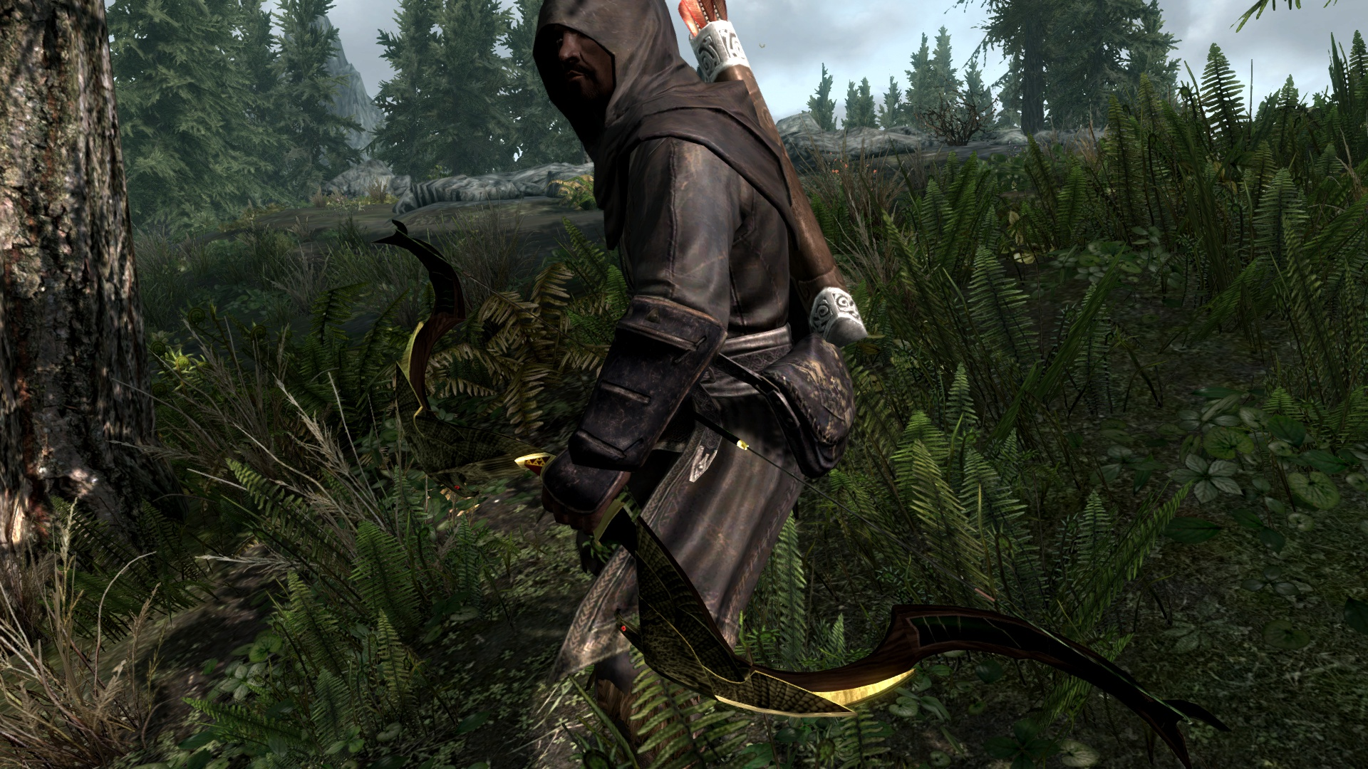 how to get a better bow in skyrim
