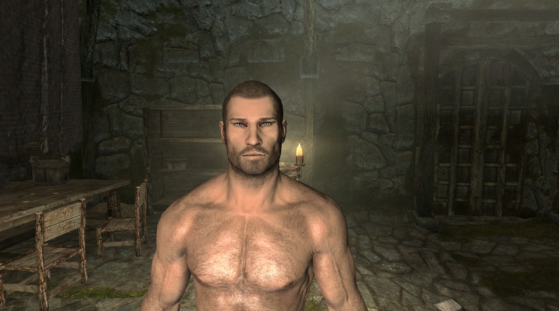 Skyrim female character mods porn wives