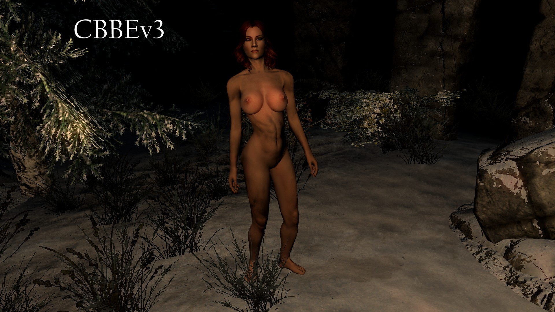 Female nudity in skyrim mod erotic movie
