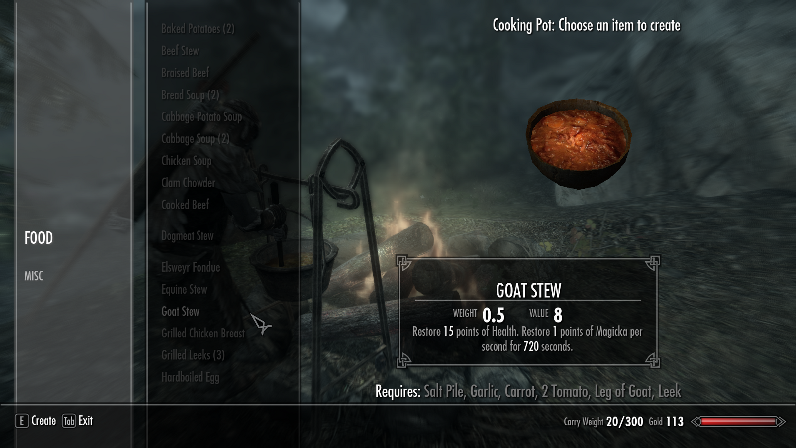 Cooking Expanded at Skyrim Nexus - mods and community